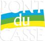 Ville de Pont-du-Casse Logo